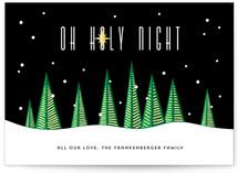 O Holy Night by Christina Novak