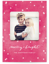 Snowy And Bright Holiday Petite Cards