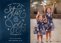 Matthew 2:10 Holiday Petite Cards