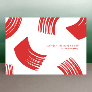 Peppermint Holiday Petite Cards