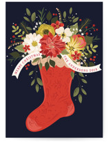 Flowers for Christmas