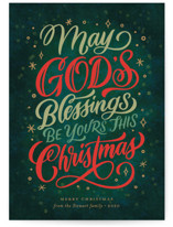 God's Blessings by Laura Bolter Design