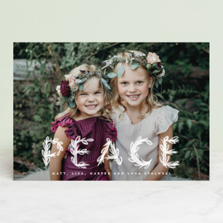 Heavenly Peace Holiday Petite Cards