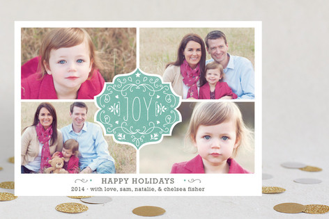Festive Joy Holiday Petite Cards