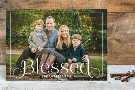 Simply Blessed Holiday Petite Cards