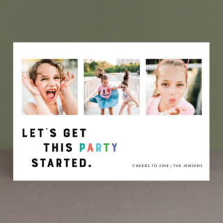 Party Starter Holiday Petite Cards