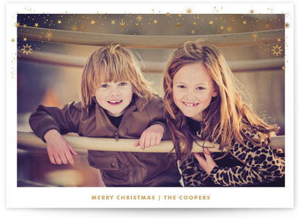In the East Petite Holiday Cards