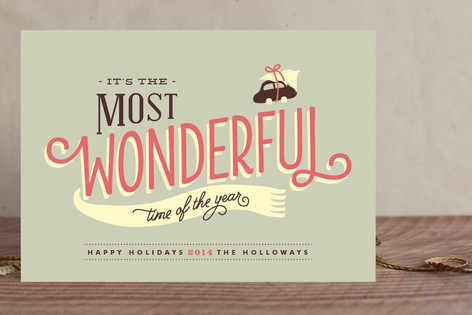 Pudding Holiday Petite Cards