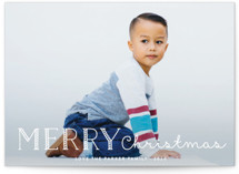 Candy Cane Merry Holiday Petite Cards
