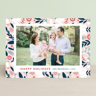 Mod Flor Holiday Petite Cards