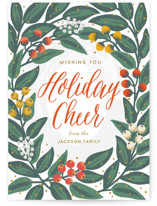 Cheers to the Holidays Holiday Petite Cards