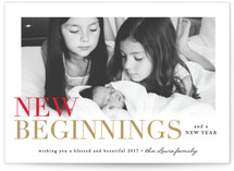 Beautiful New Beginning by Jennifer Postorino