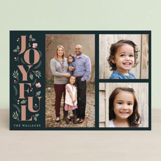 Foliage Joyful Holiday Petite Cards