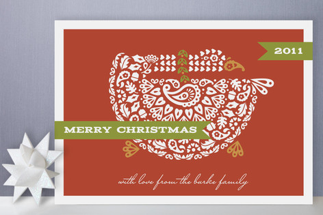 Christmas Goose Holiday Cards