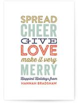 Cheer...Love...Merry by Lauren Chism
