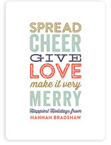 Cheer...Love...Merry