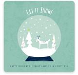 Let It Snow Globe