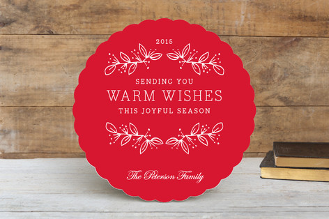 Joyful Season Holiday Cards