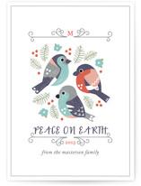 Perch Holiday Non-Photo Cards