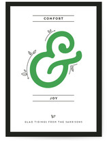 Comfort -&- Joy