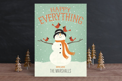 The Merriest Holiday Cards