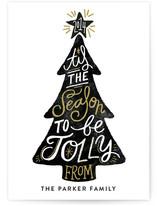 Jolly Tree Stamp