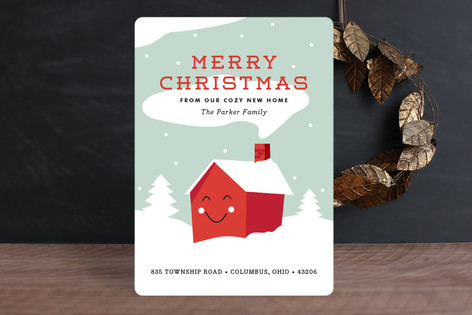 A Very Merry Home Holiday Cards