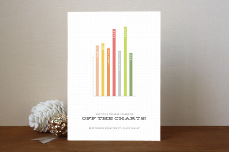 Off the Charts Holiday Cards