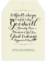 Glad Tidings