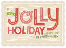 Jolly Greetings