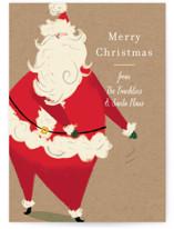 Santa Flaus by Baumbirdy