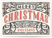 Christmas Banner by GeekInk Design