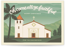 All Ye Faithful by Griffinbell Paper Co.
