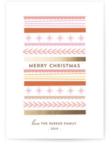 Merry Holidays Stripes by Anupama