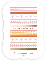 Merry Holidays Stripes