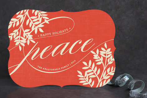 Antique Hark Holiday Cards