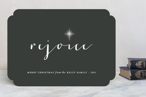 Rejoice Holiday Cards