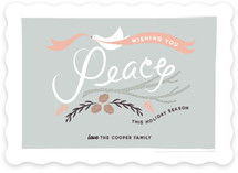 Peace Dove and Branches