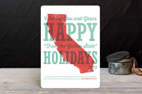 Great State Greetings Holiday Cards