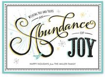 Abundant Joy by cadence paige design