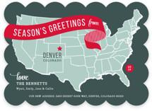 Holiday Map