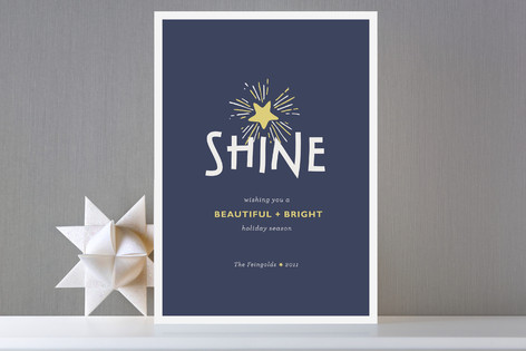Shine Holiday Cards