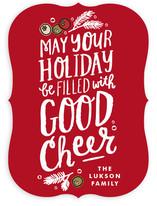 Good Cheer Script Message