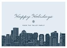 Big City - Boston Holiday Non-Photo Cards