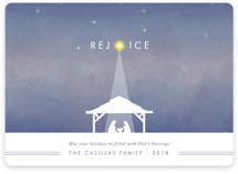Nativity Holiday Cards