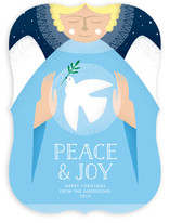 Peace Angel Holiday Cards