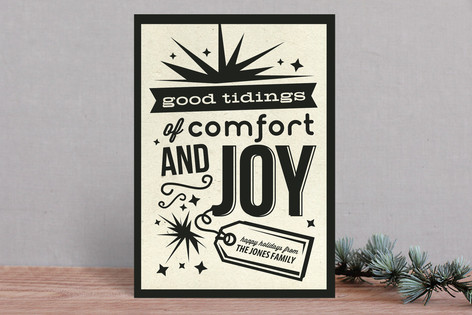 Simply Joyous Holiday Cards
