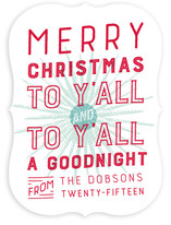 To Y'all