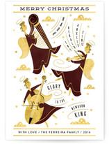 Hark! the herald angels... by Ana de Sousa