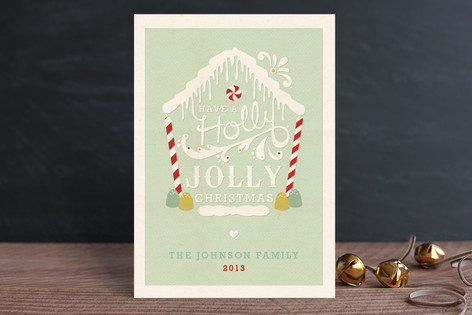 Oh By Golly Holiday Cards